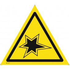 W 37  Осторожно. Газовые работы