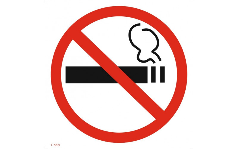 Т 340  О запрете курения