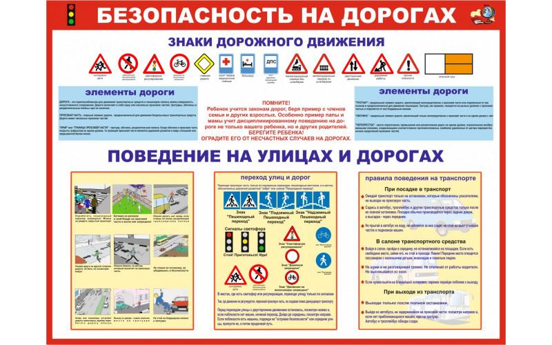0403 Безопасность на дорогах