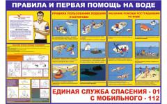 0411 Правила и первая помощь на воде