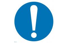 M 11  Общий предписывающий знак (прочие предписания)