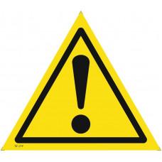 W 09  Внимание. Опасность(прочие опасности)