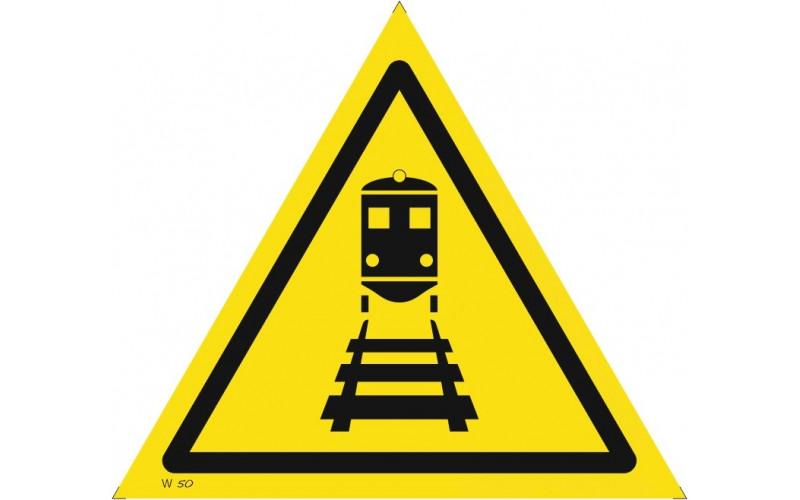 W 50  Берегись поезда