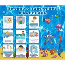 0423 Правила поведения в бассейне