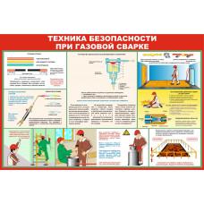 0602 Техника безопасности при газовой сварке