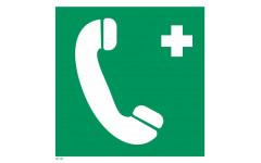 ЕС 06  Телефон связи с медицинскимпунктом (скорой медицинскойпомощью)