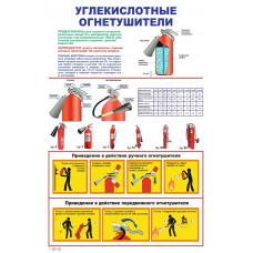 Т 301-02  Углекислотные огнетушители