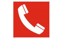 F 05  Телефон для использованияпри пожаре (в том числе телефонпрямой связи с пожарной охраной)